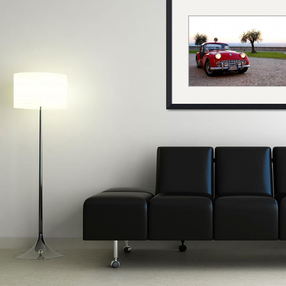 """Triumph TR3&quot  (2012) by getshaped"