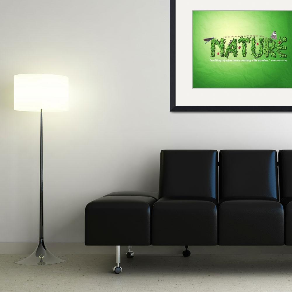 """""""Nature""""  (2012) by creactive5"""