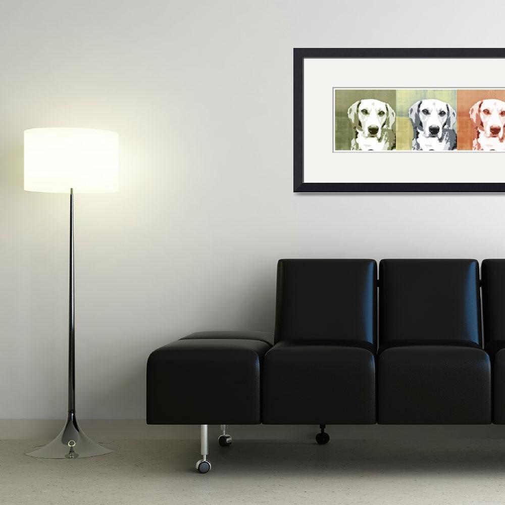 """""""Pop Art Pet&quot  (2010) by SavedByLove"""