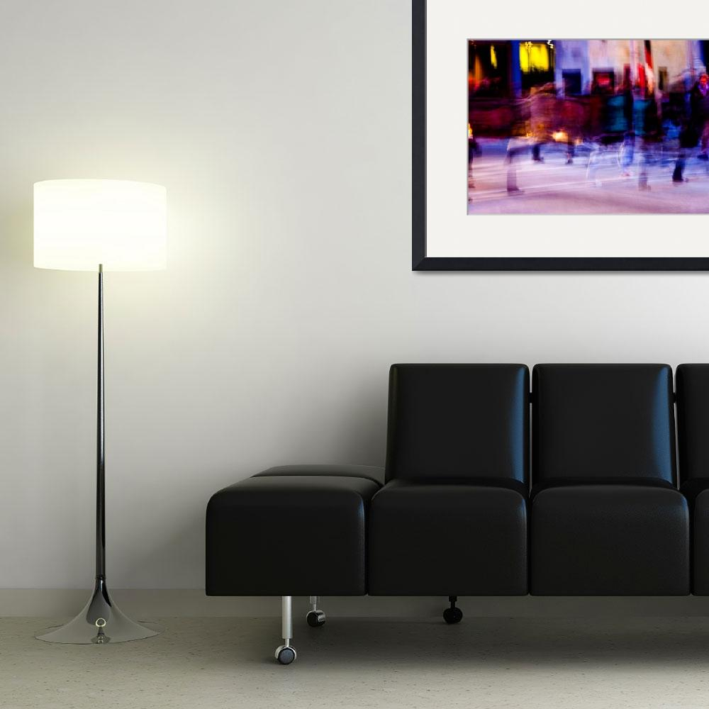 """""""Ghost Commuters IMG_7142""""  (2012) by CEMiller"""
