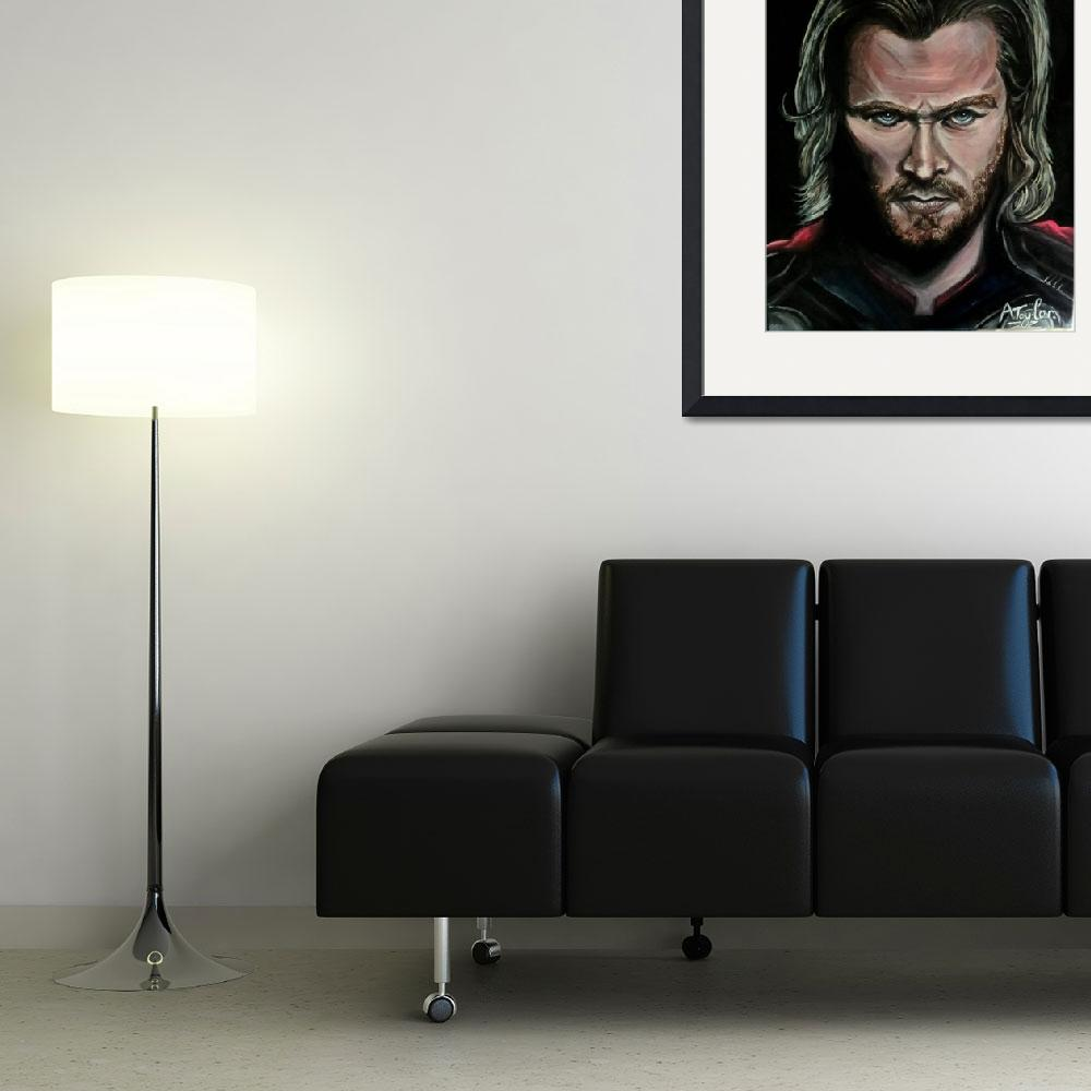 """""""Thor&quot  (2012) by ataylor756"""
