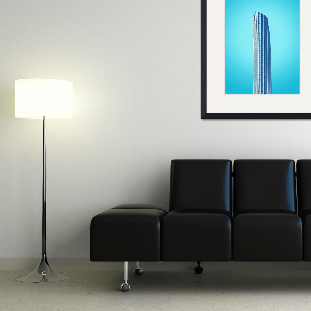"""""""Modern Architectural Building Series - 54""""  by motionage"""