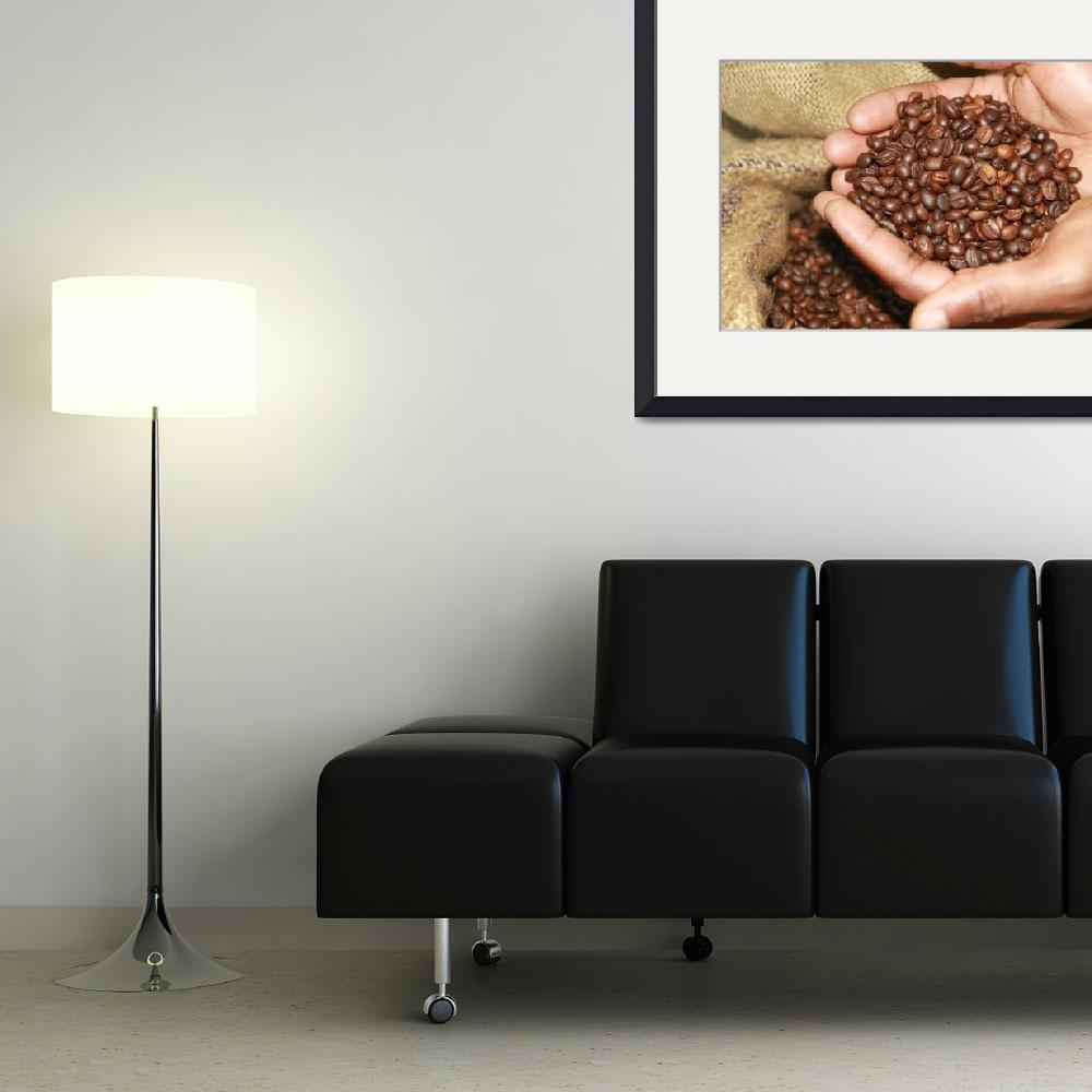 """""""Roasted coffee&quot  (2011) by easyfigure"""