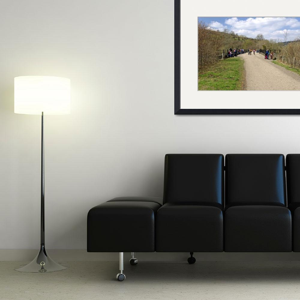 """Monsal Trail and the Headstone Viaduct (36257-RDA)&quot  (2013) by rodjohnson"