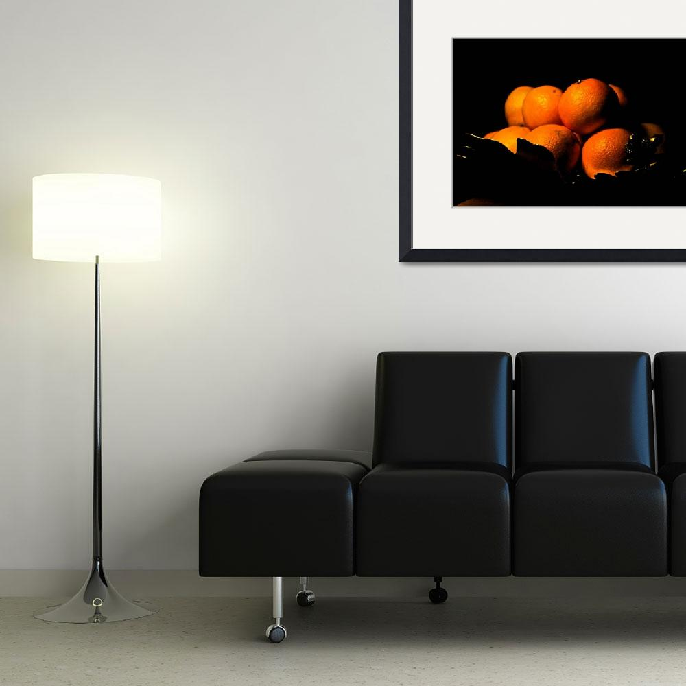 """""""Clementine Bowl&quot  (2008) by markrowland"""