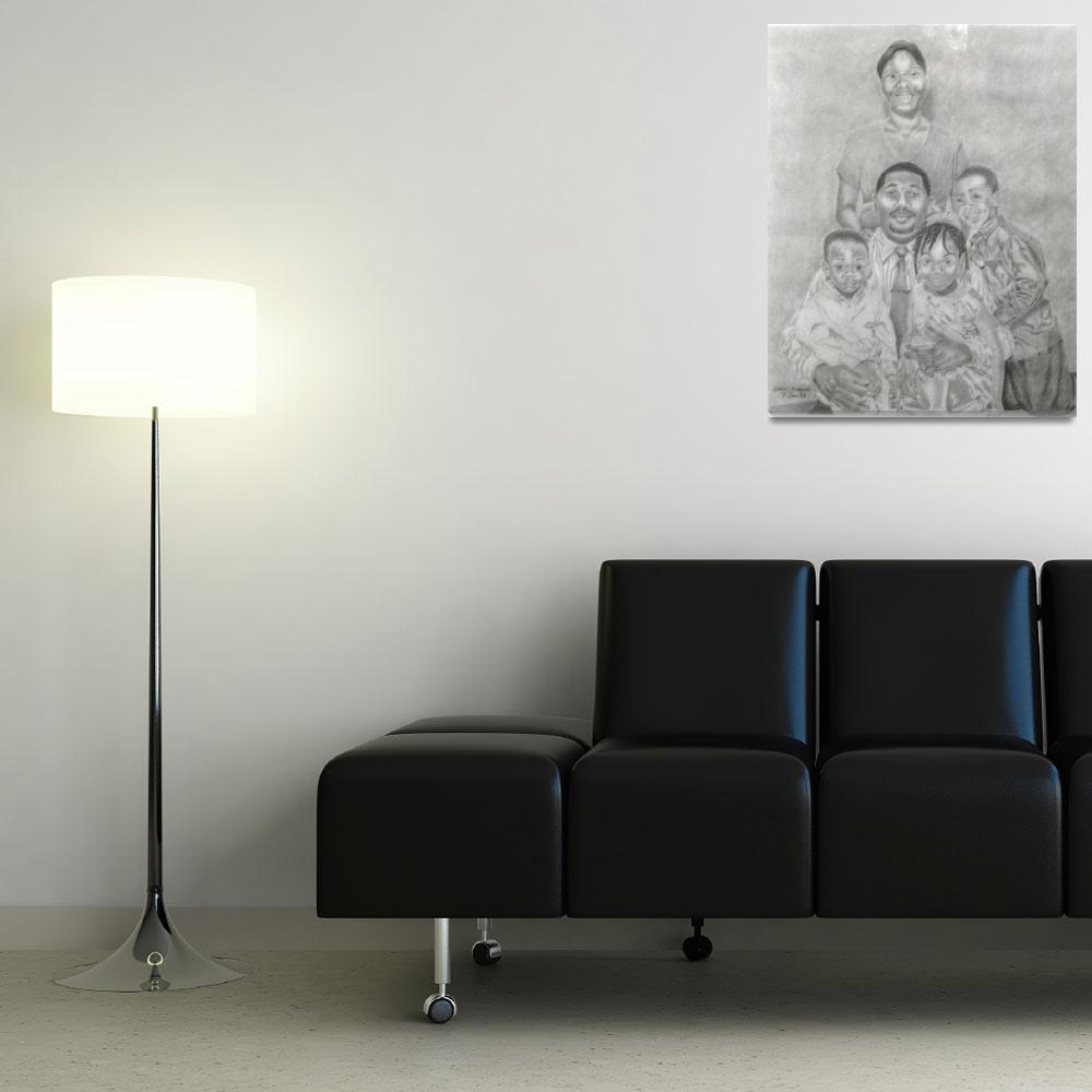"""""""Rameau family&quot  (2009) by queeno0589"""