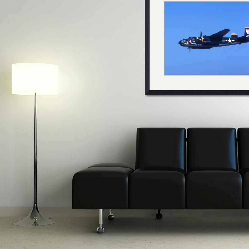 """""""B25&quot  (2003) by buffaloworks"""