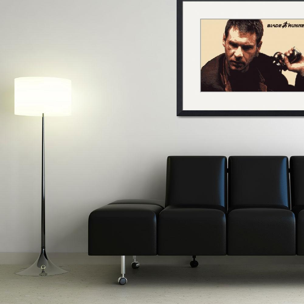 """""""Blade Runner 2&quot  (2010) by JaneZombie"""
