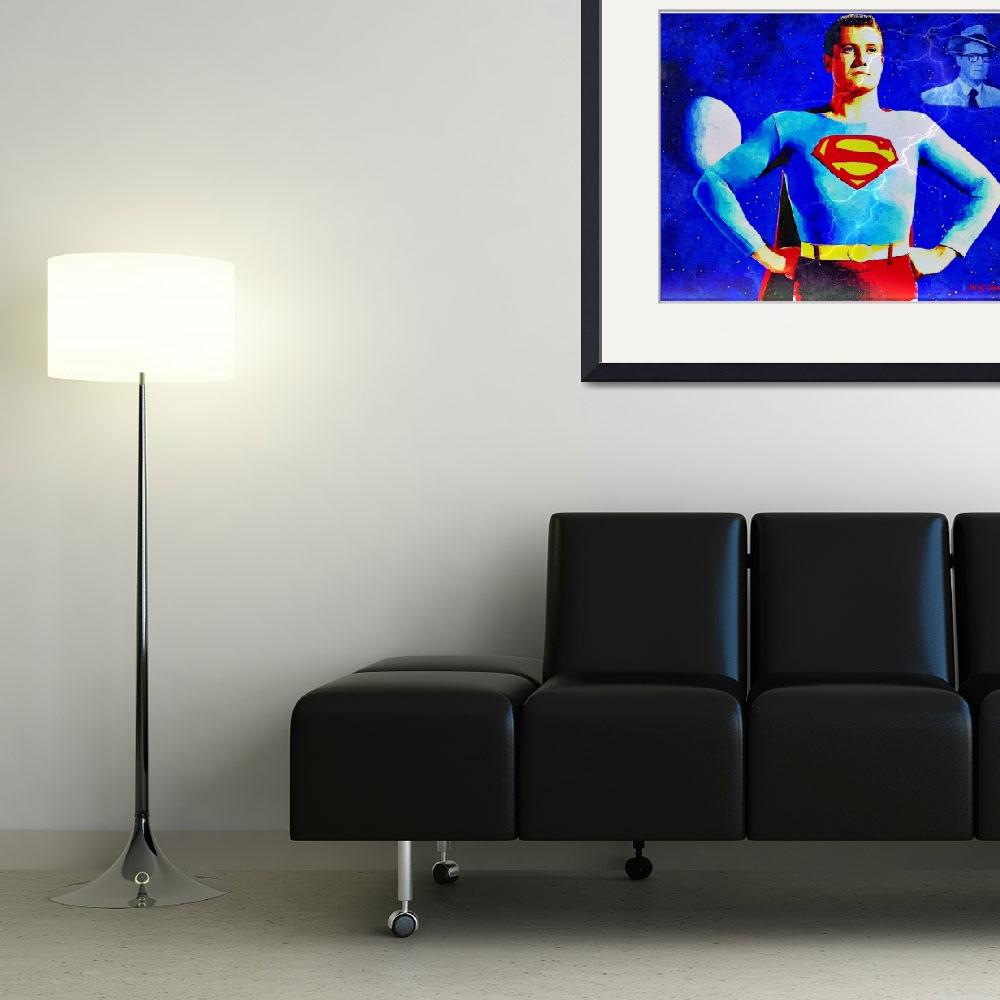 """The real Superman&quot  (2011) by MGImaging"