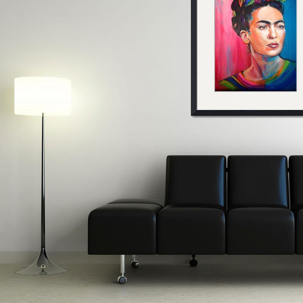 """""""Frida Kahlores&quot  (2013) by gillybrennan"""