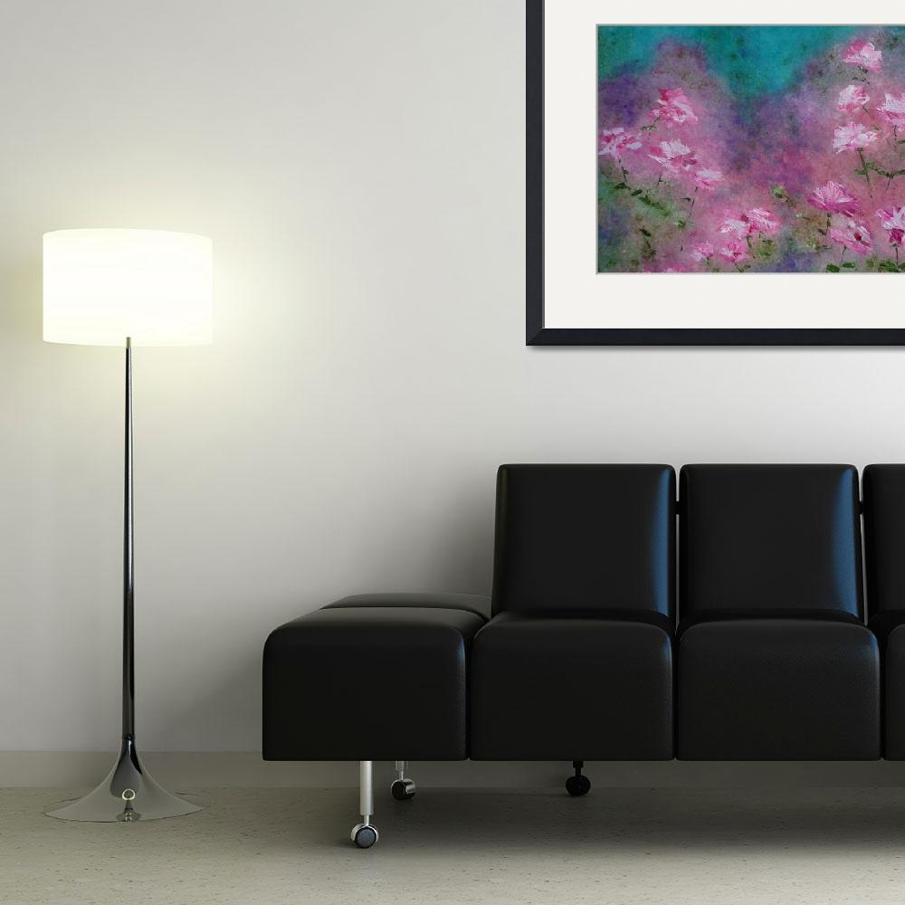 """""""RoseGarden""""  (2010) by artbyclaire"""