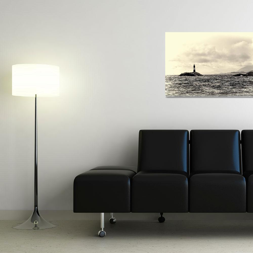 """""""Seascape""""  (2014) by PaulCoco"""