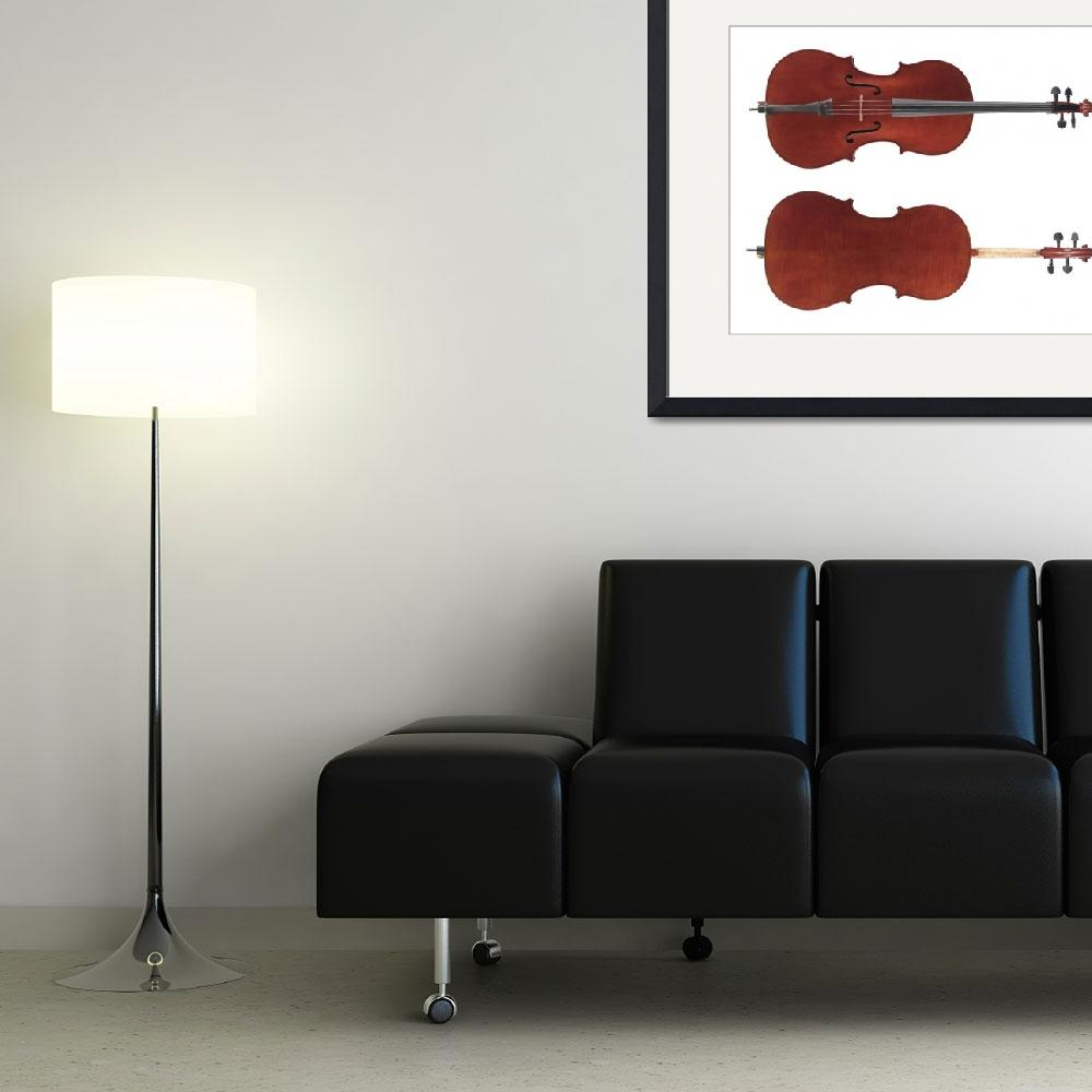 """""""cellos&quot  (2005) by atlasphotographic"""