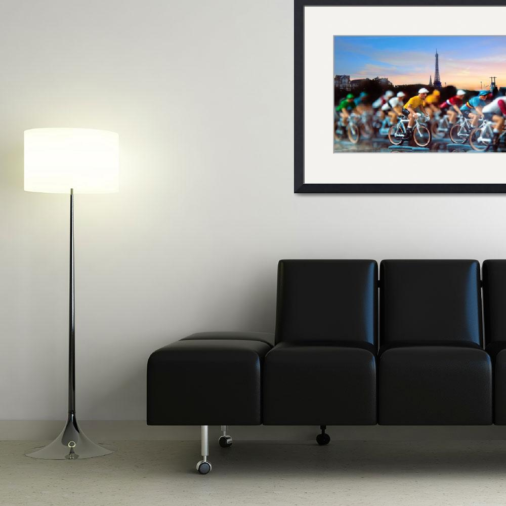 """Tour de France&quot  (2015) by JohnRivera"