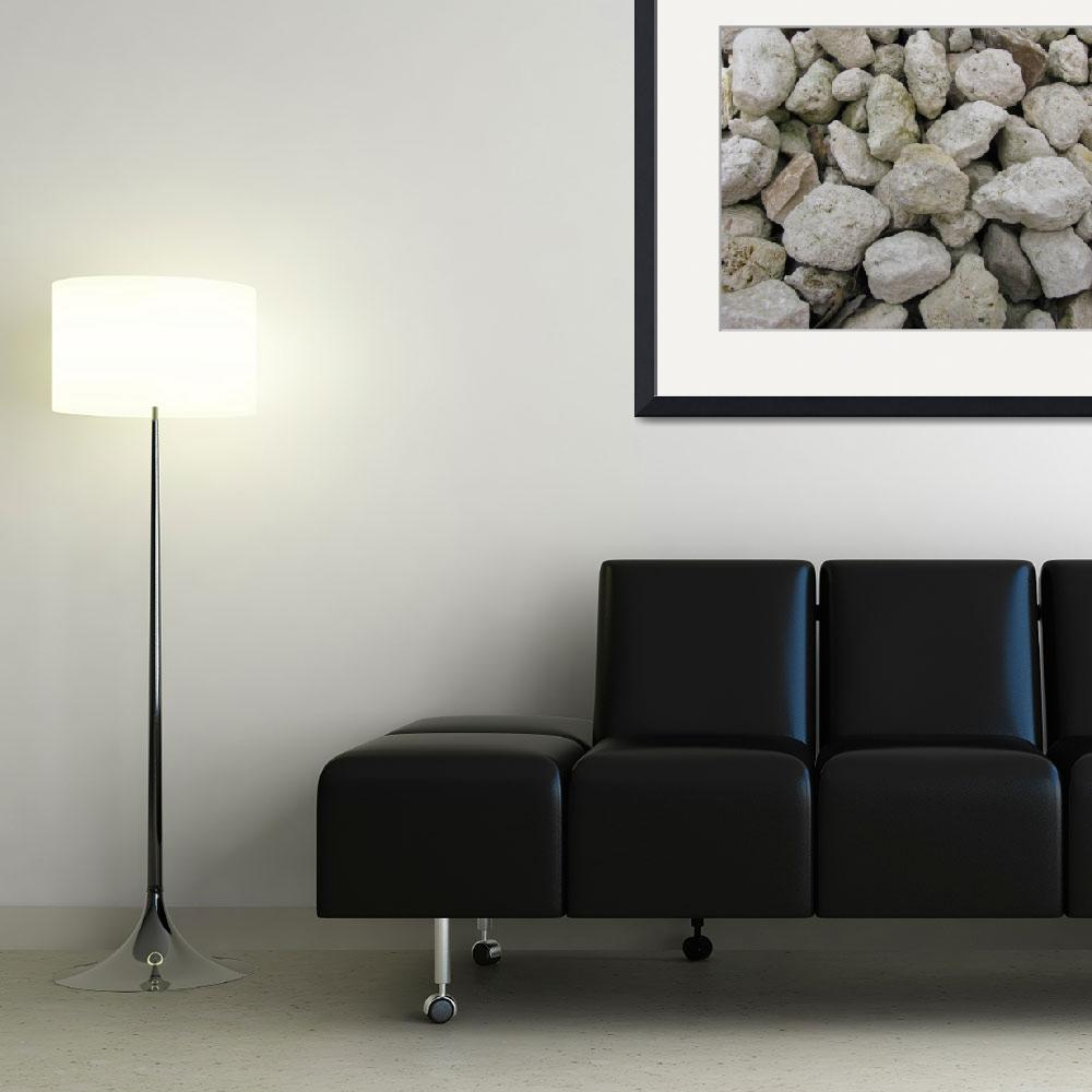 """""""Small Rocks&quot  (2008) by dewry"""