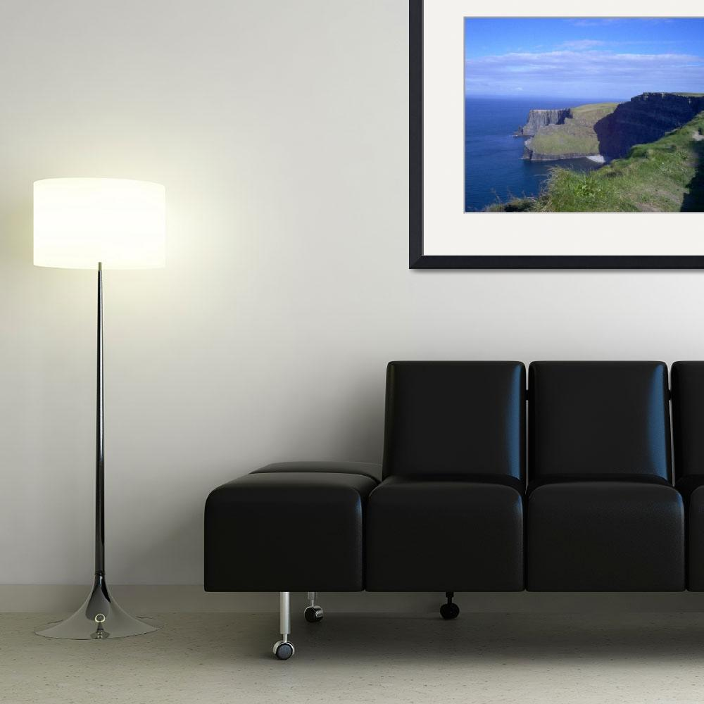 """""""16x20 Cliffs of Moher 6""""  (2004) by marricphoto"""