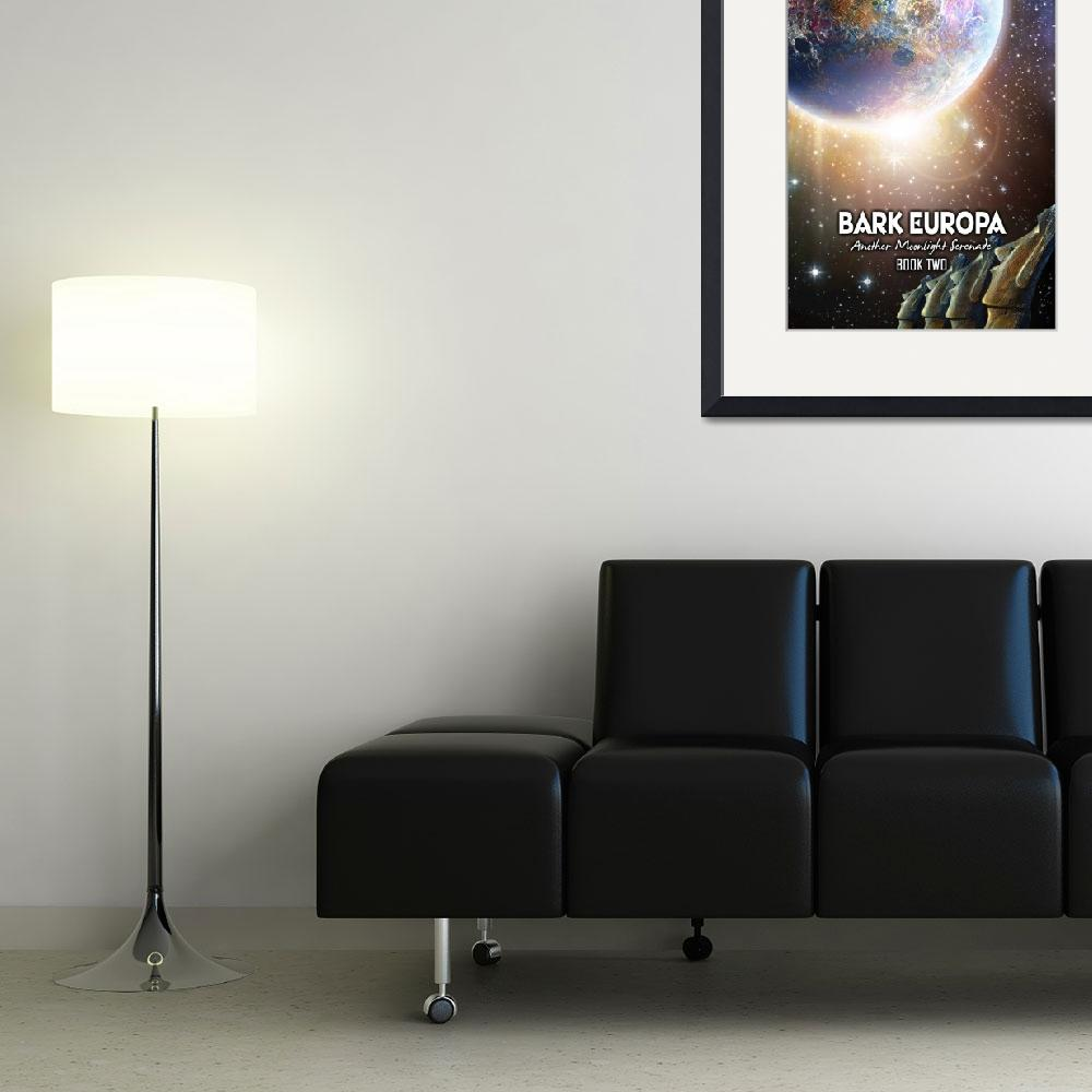 """""""Bark Europa 2&quot  (2013) by spaceart"""
