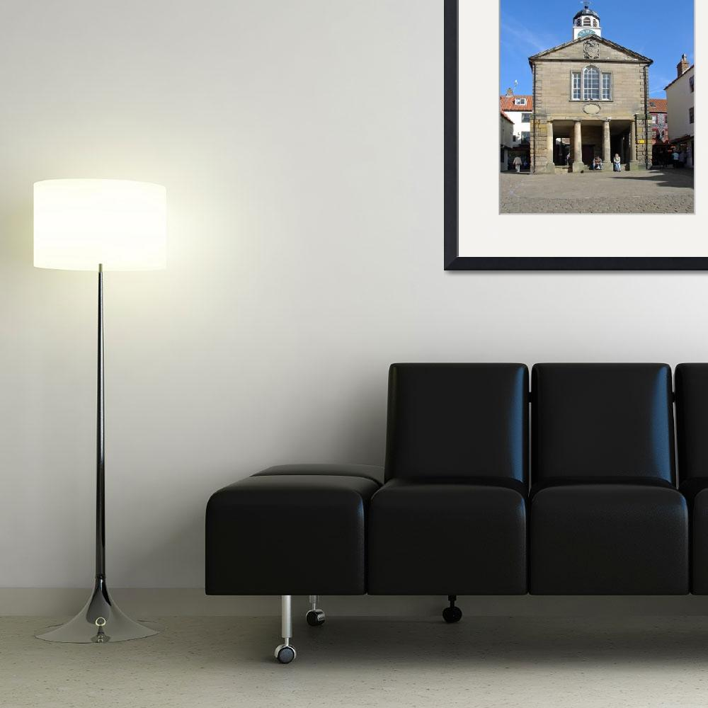 """""""Whitby Old Town Hall (15572-RDA)&quot  (2008) by rodjohnson"""