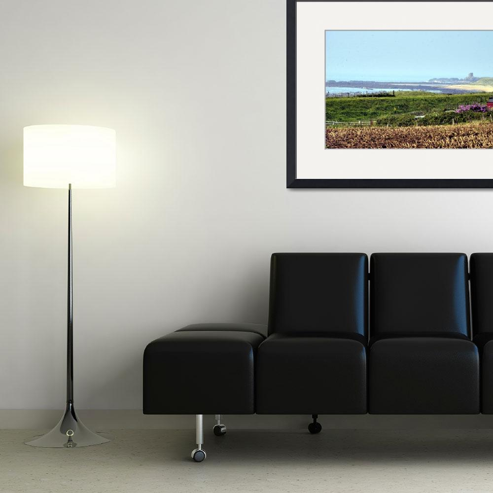 """""""Colourfull Scottish Coast&quot  (2004) by JoaoPonces"""