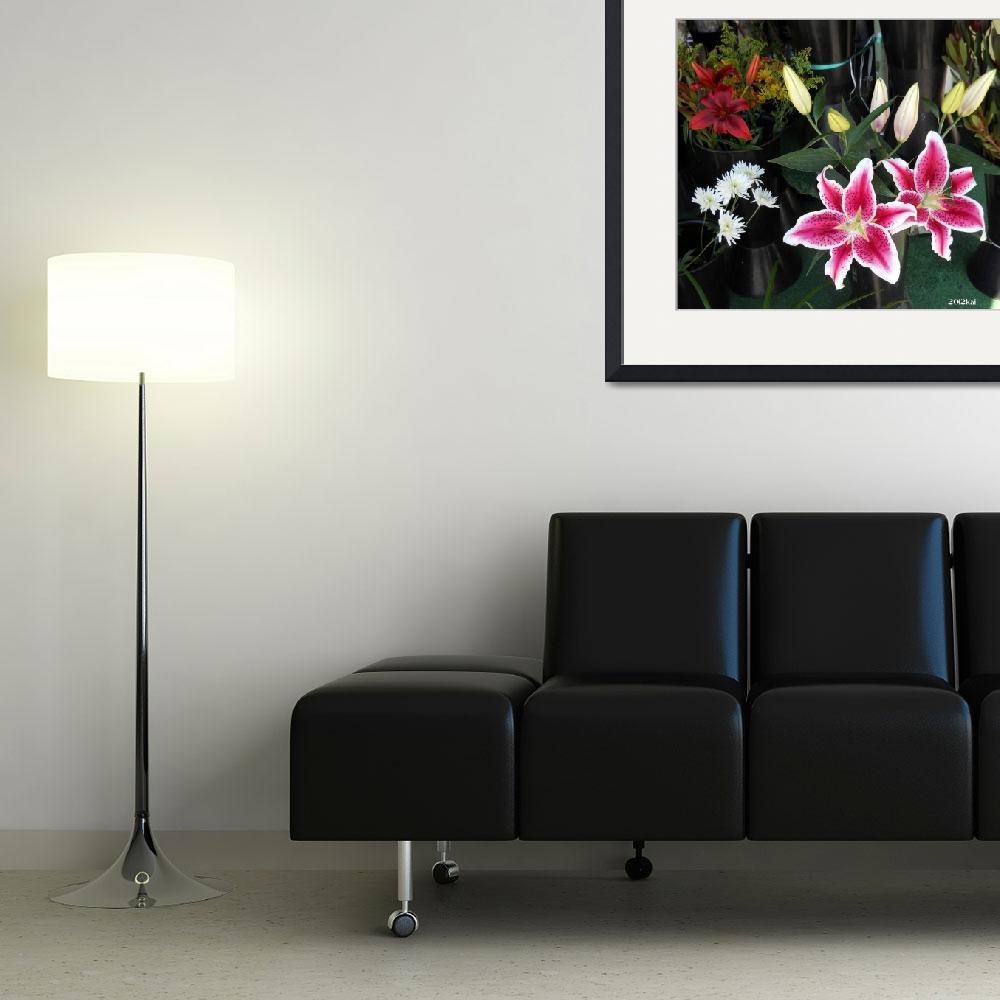 """""""Beautiful Flowers to Inspire&quot  (2012) by theblueplanet"""
