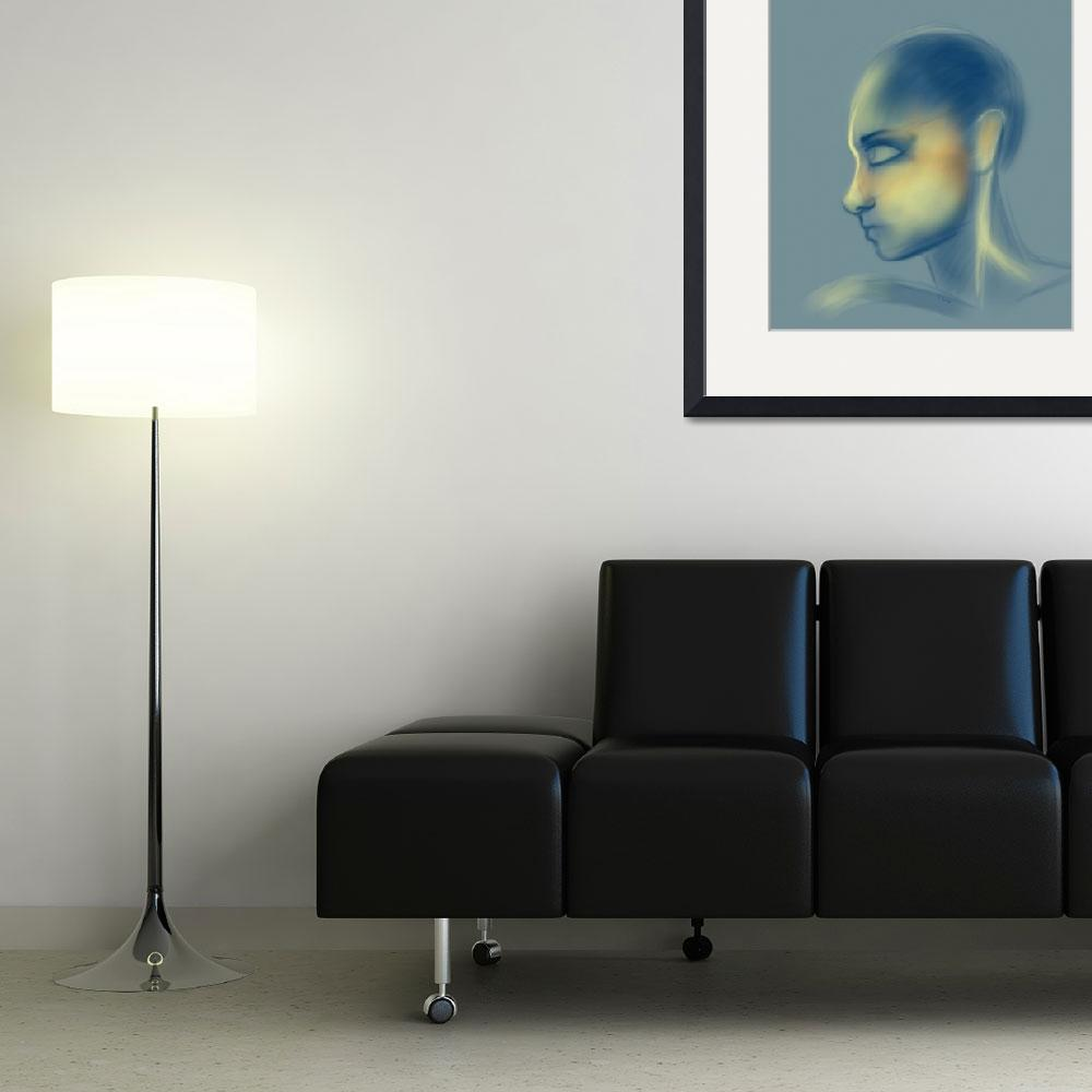 """Speedpainting - Cosmetic&quot  (2013) by KeelanRosa"