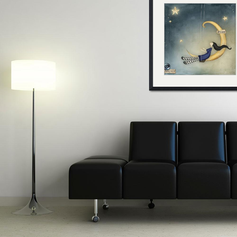 """""""Moon Swing&quot  (2010) by PaintTheSky"""