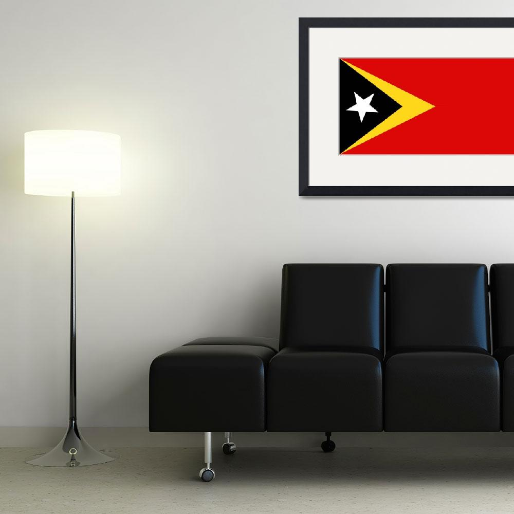 """East Timor&quot  by tony4urban"