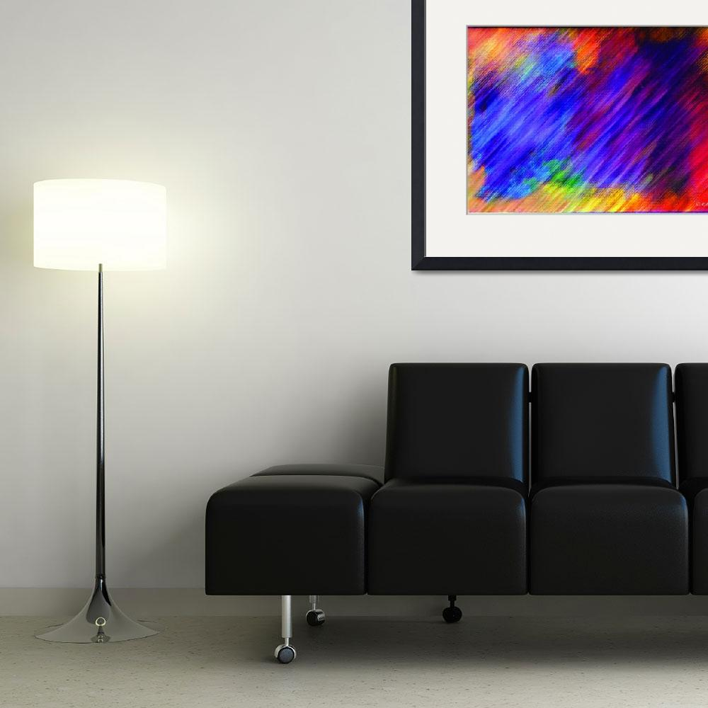 """""""Color Movement-1&quot  (2007) by William63"""