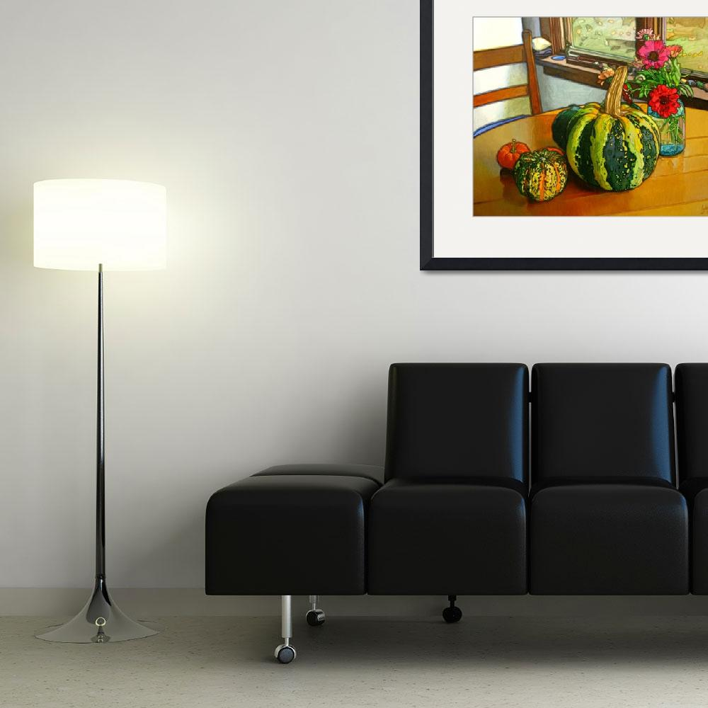 """""""Autumn Harvest&quot  (2011) by rlemar"""