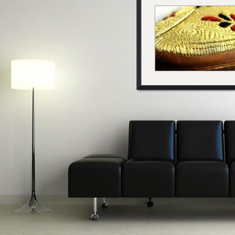"""""""Middle Eastern Shoes&quot  (2010) by duncanrowe"""