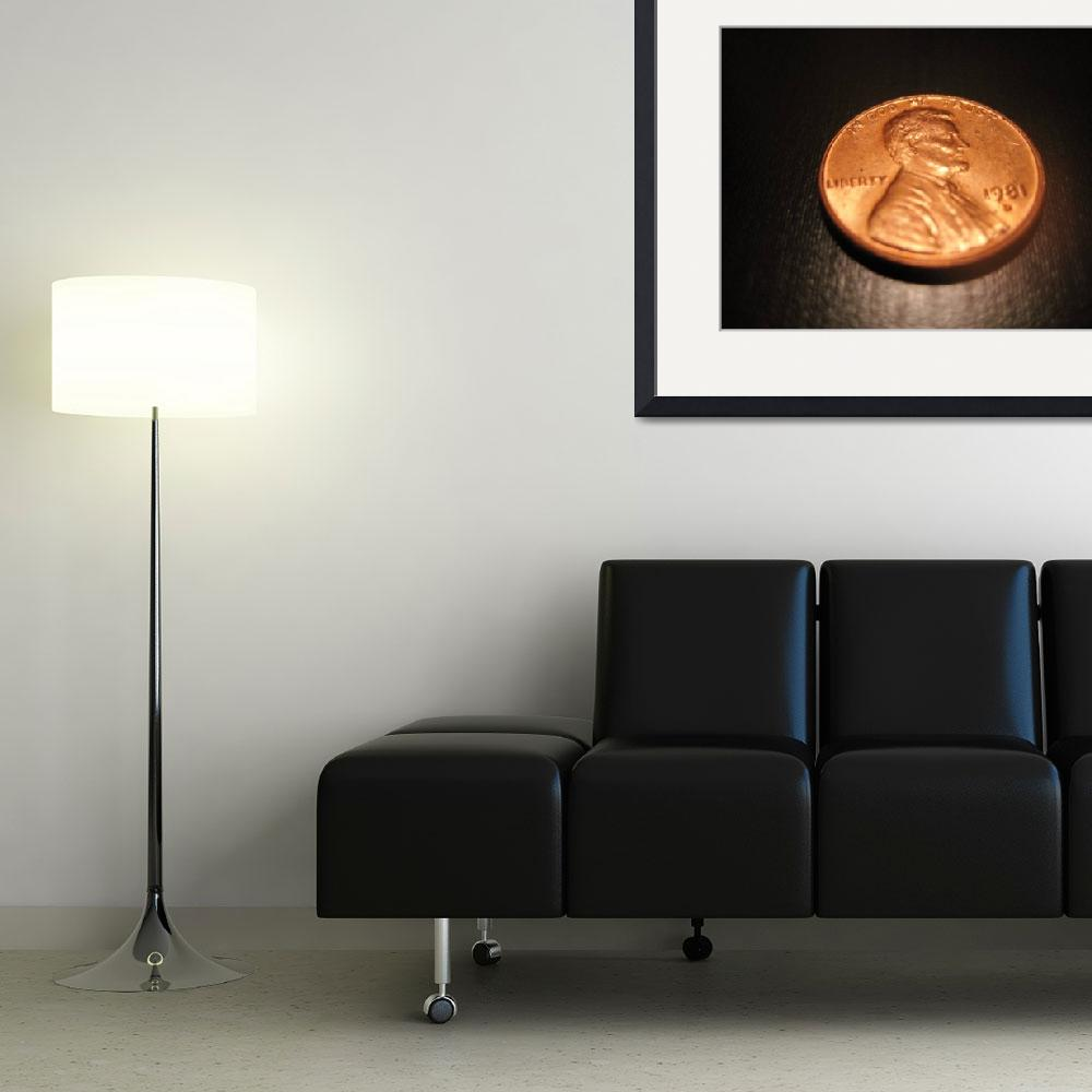 """""""Penny Head""""  (2011) by whitewalls"""