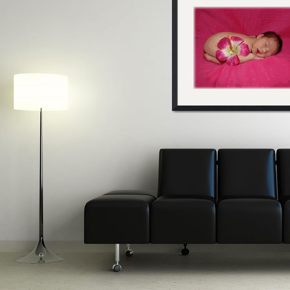 """""""Painted Baby""""  (2009) by mytoppix"""