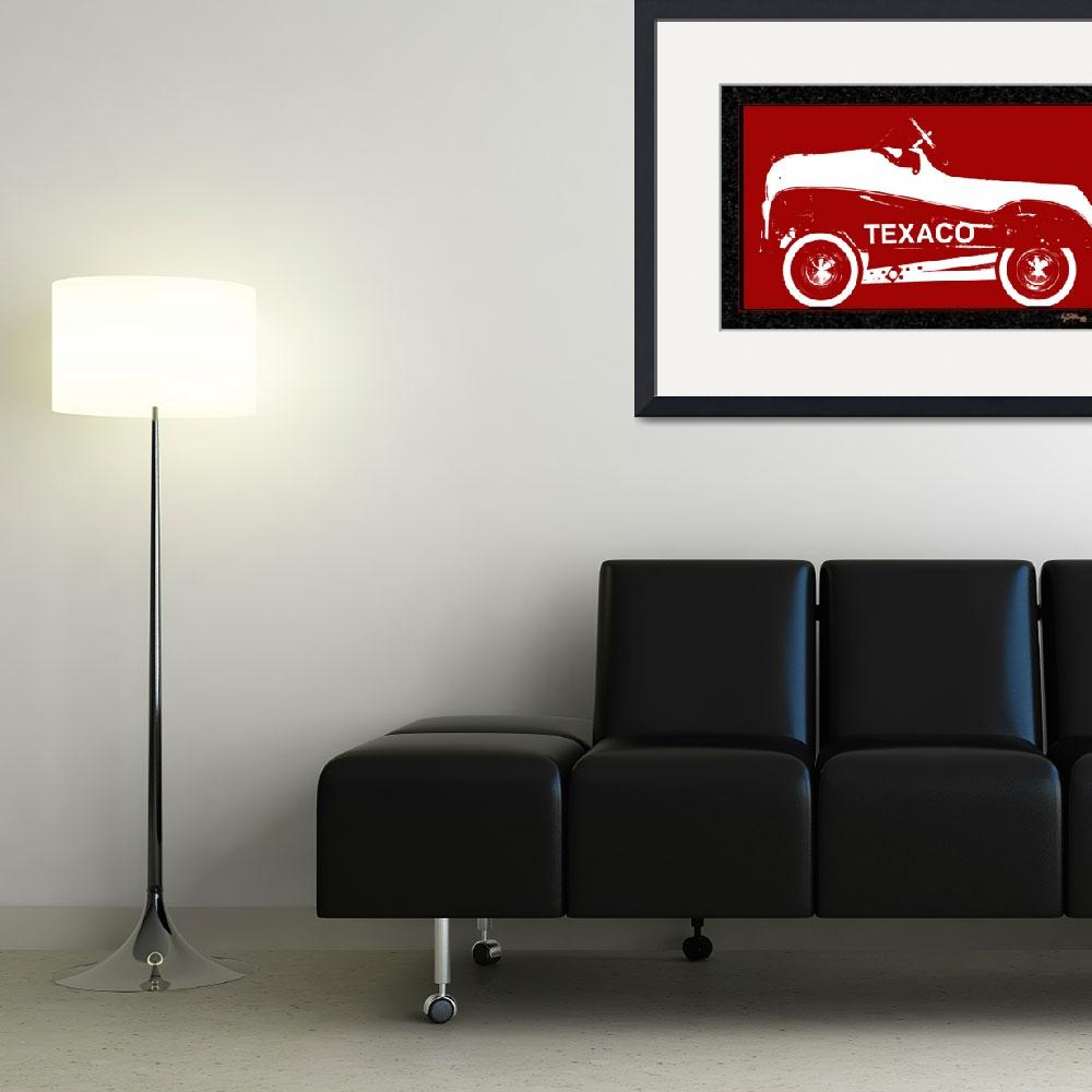 """""""Texaco Pedal Car&quot  (2010) by byStangz"""
