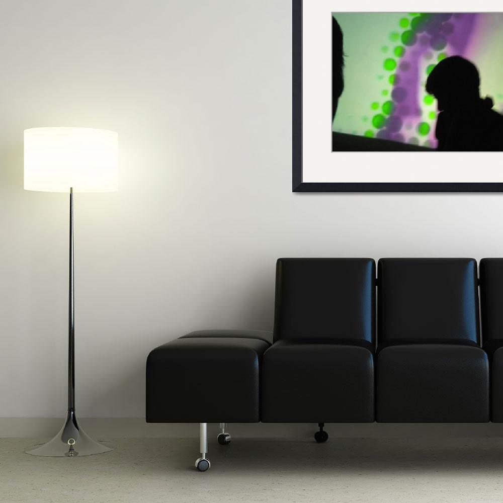 """""""GreenDots&quot  (2010) by tdadkison"""