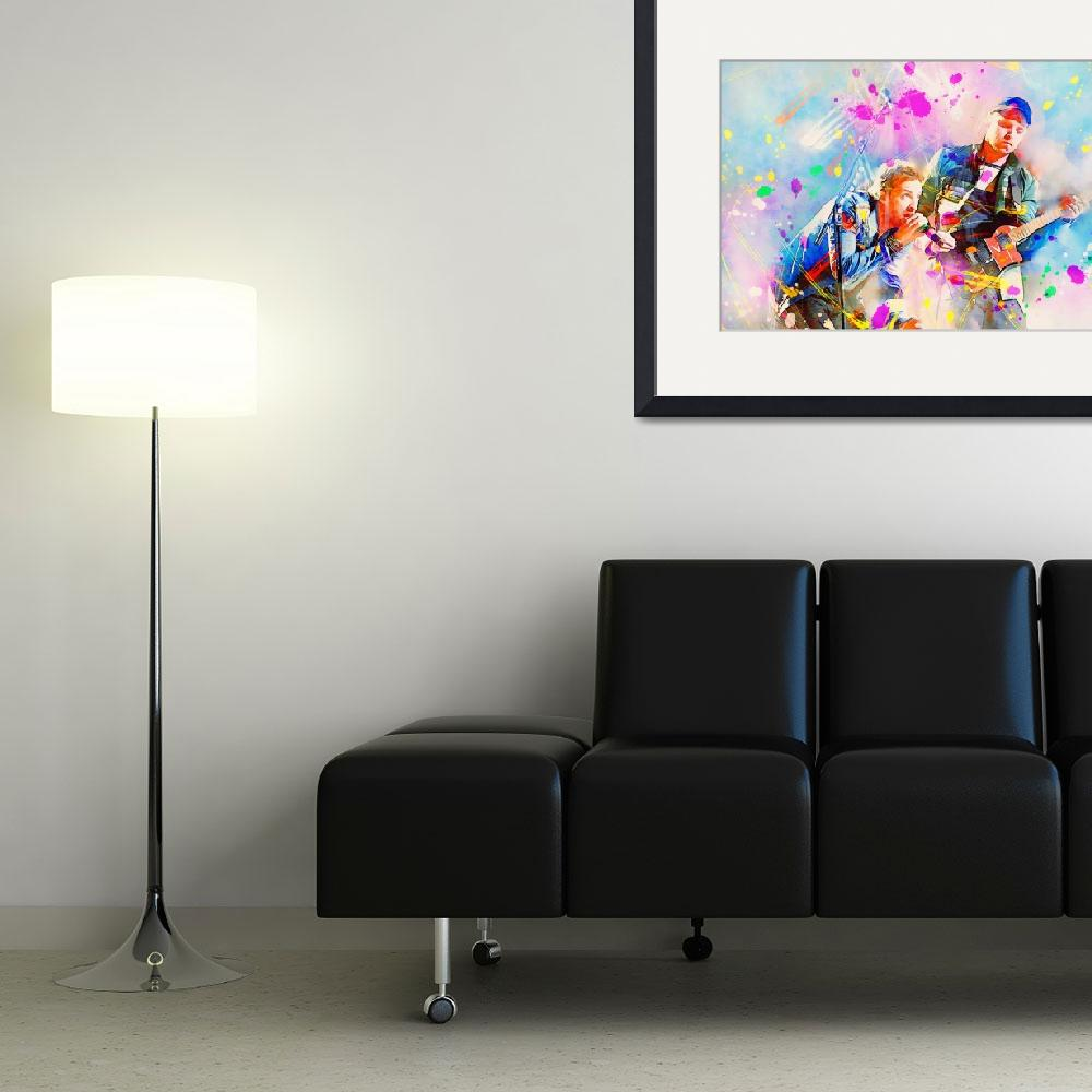 """""""Coldplay&quot  (2011) by rosalin"""