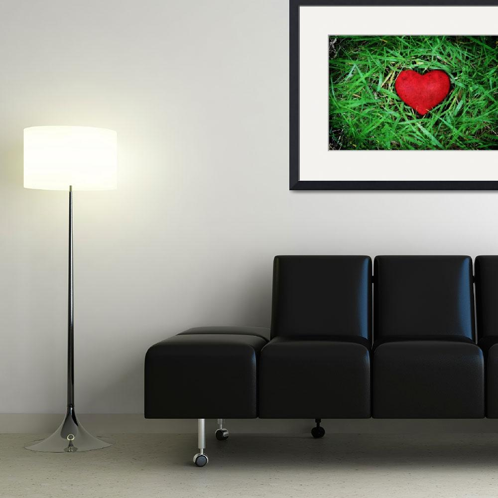 """""""Natural love&quot  (2012) by LauraMelis"""