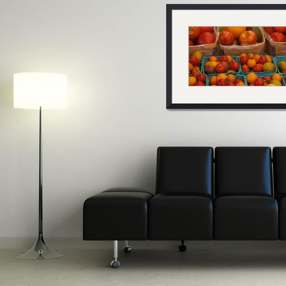 """Tomatoes&quot  (2012) by JustBecause"