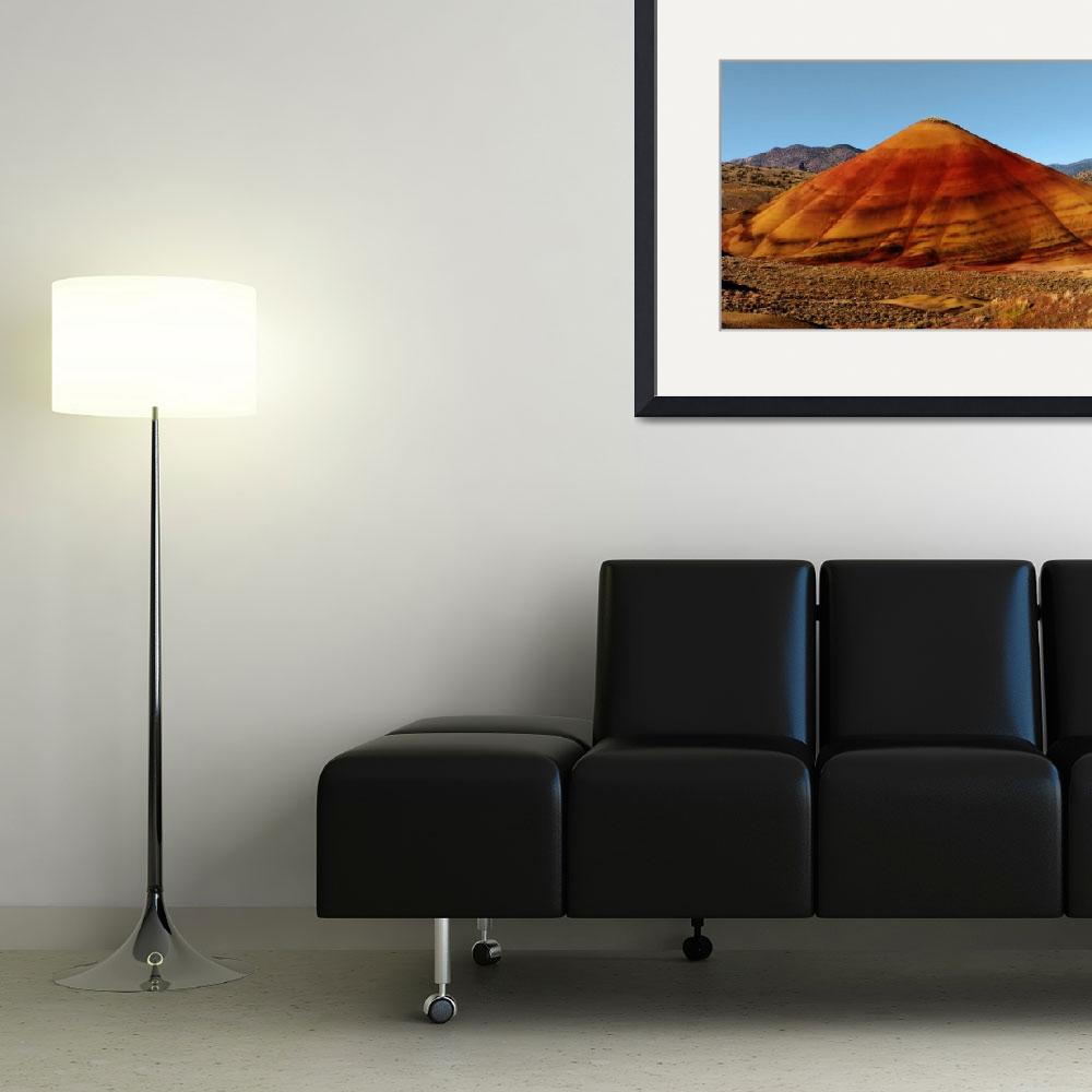 """""""John Day Painted Hills""""  (2006) by NWExposures"""