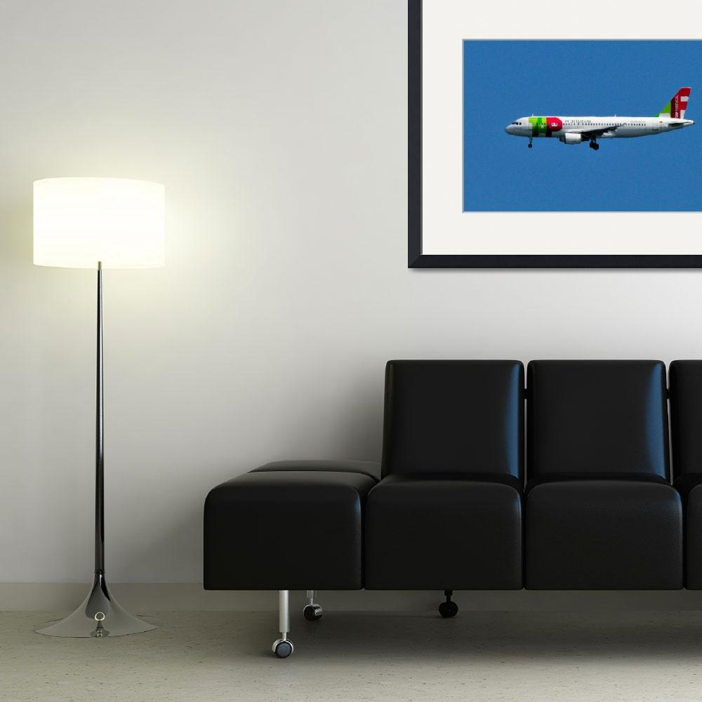 """""""TAP New A320, CS-TNI&quot  (2009) by JoaoPonces"""