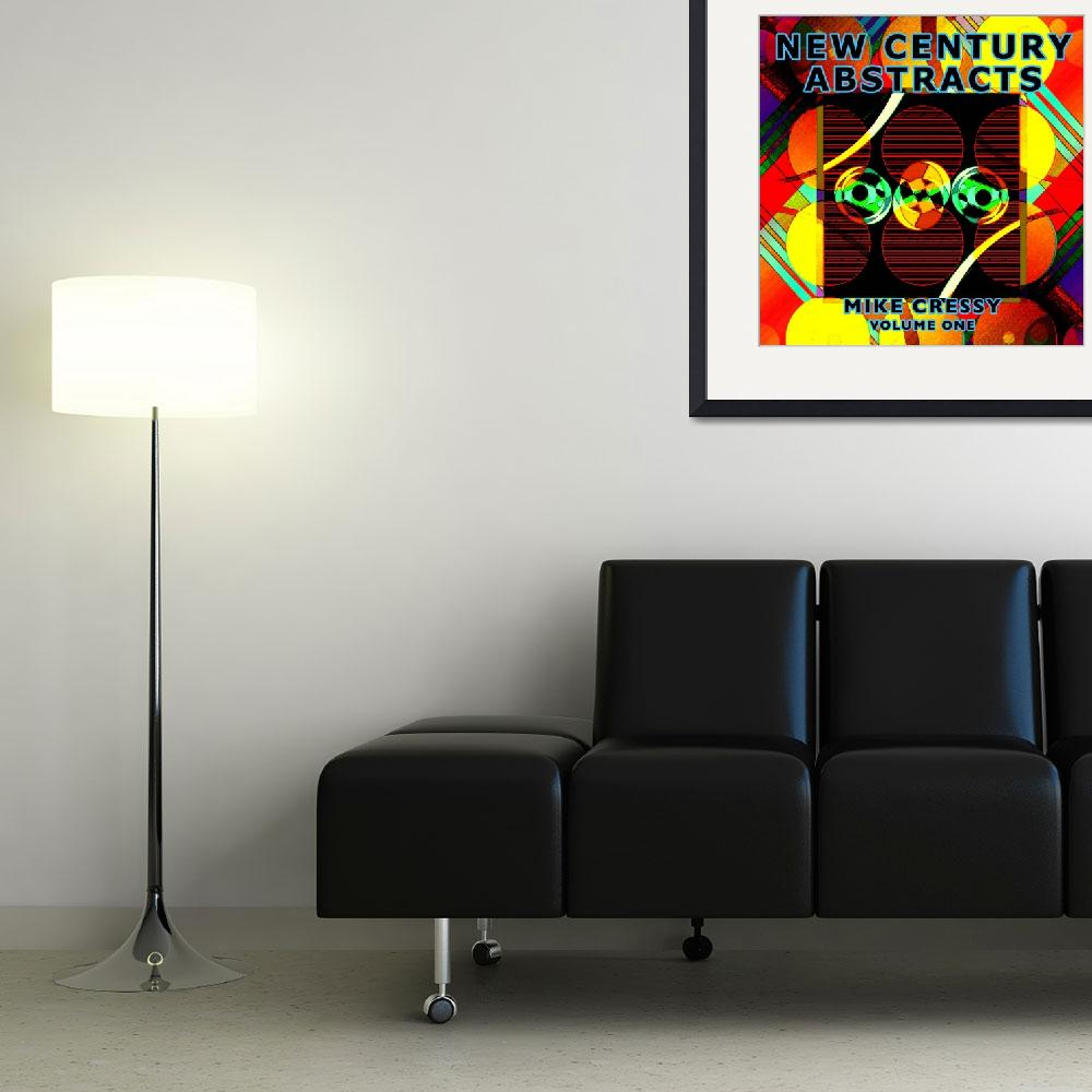 """""""New Century Abstracts""""  (2010) by MikeCressy"""