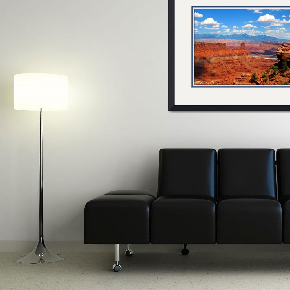 """Dead Horse Point SP""  (2009) by BABowenphotography"