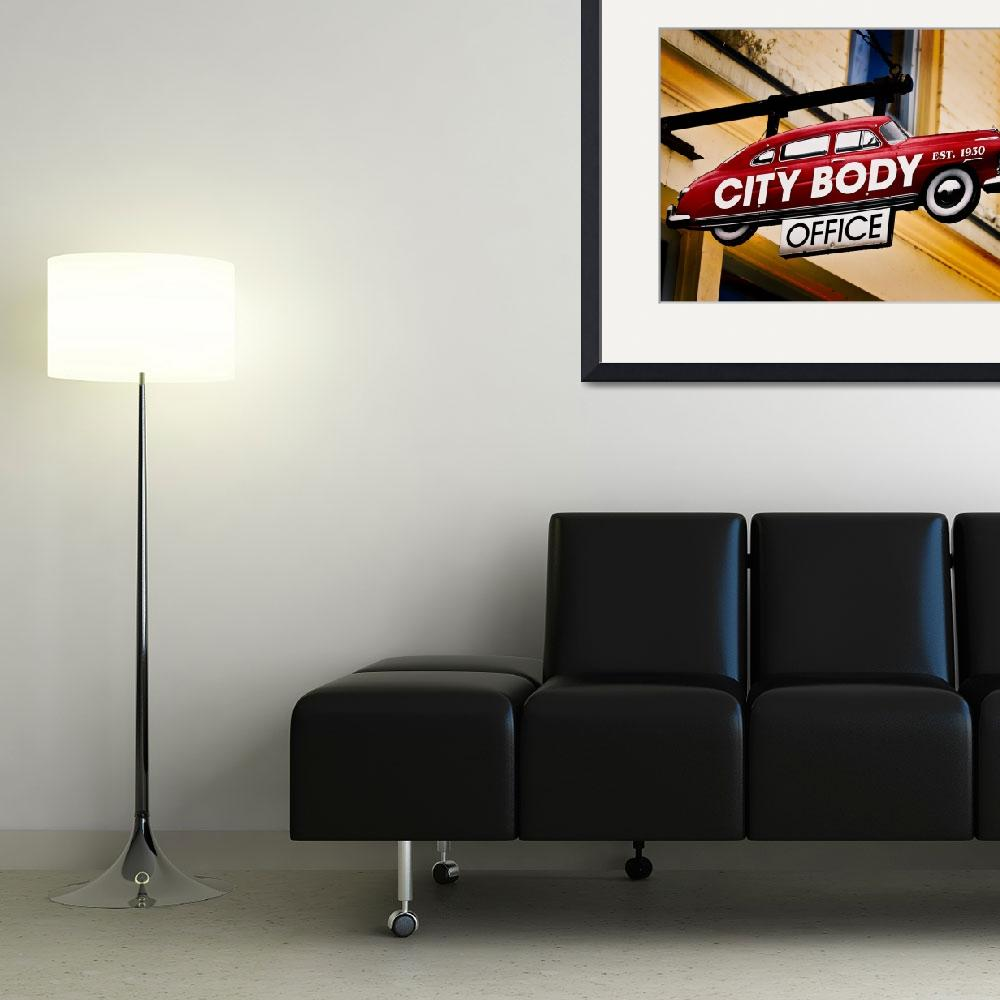 """""""City Body&quot  (2008) by JamesHowePhotography"""