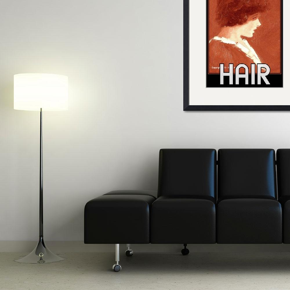 """""""HAIR STYLES&quot  (2008) by jhorne57"""