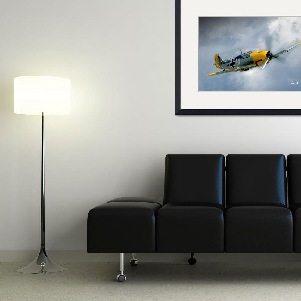 """""""Me-109""""  (2011) by Need4Speed"""