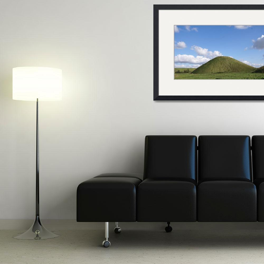 """""""Silbury Hill 01&quot  by tank102"""