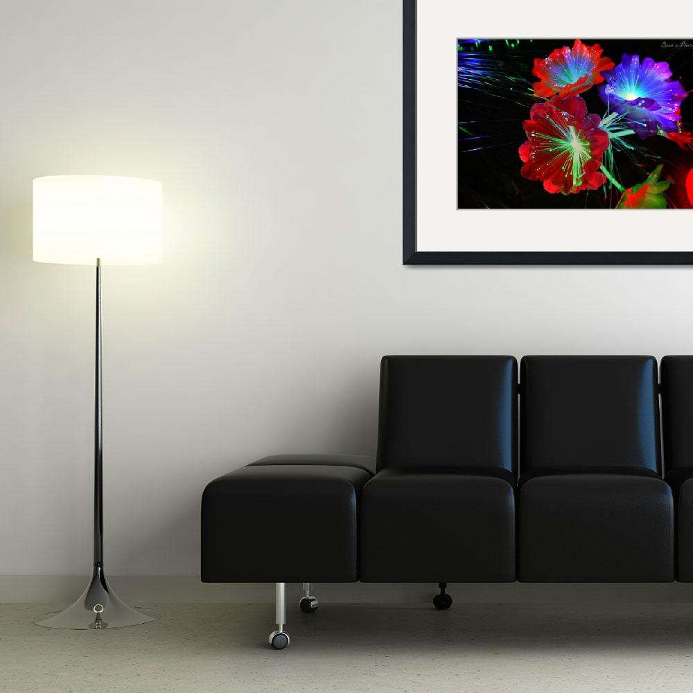 """""""LIGHT FLOWERS&quot  by Beebz"""