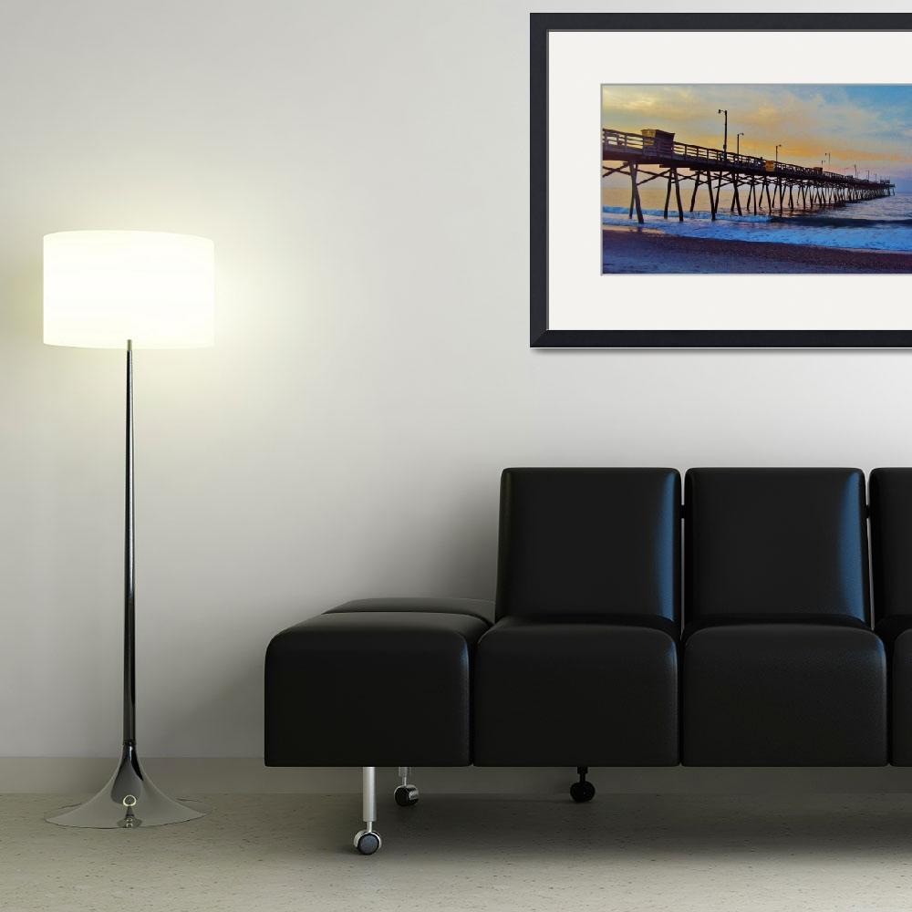 """""""Pier One&quot  (2011) by Shenanigans"""