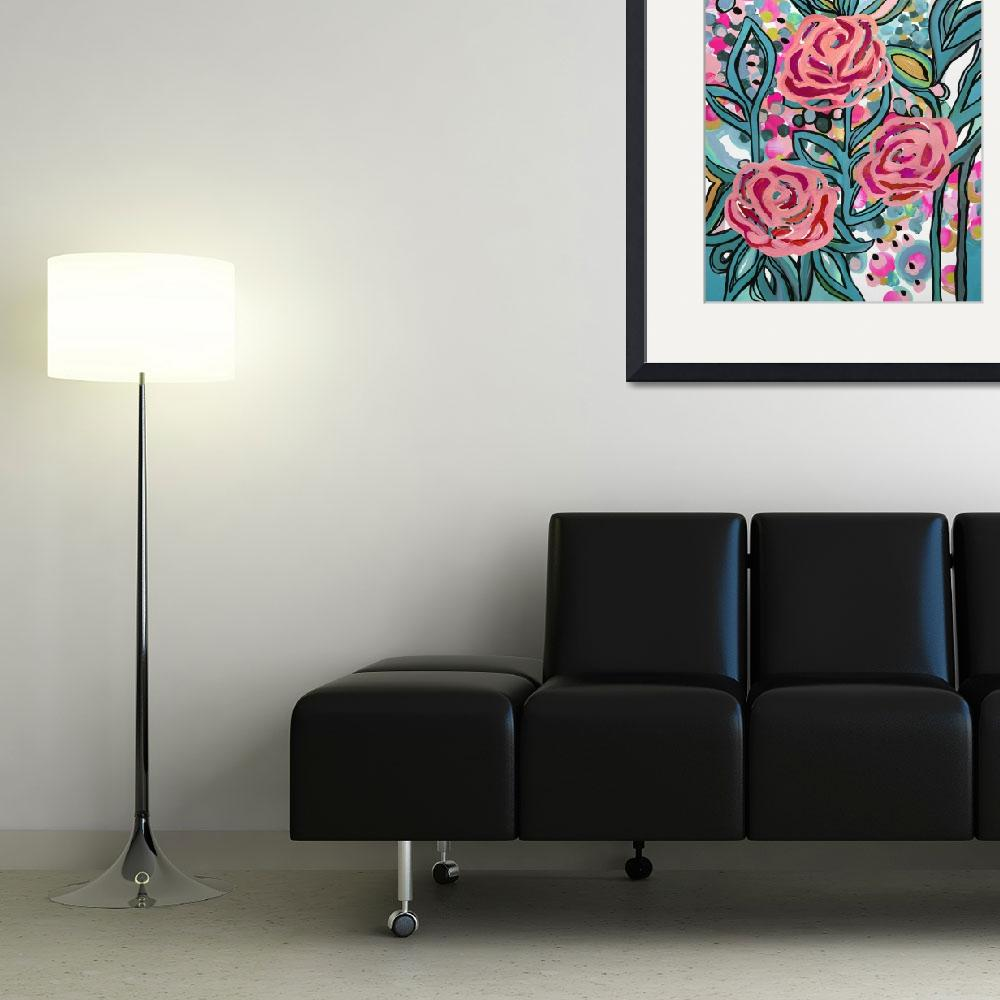 """""""Late Bloom&quot  (2014) by cozamia"""