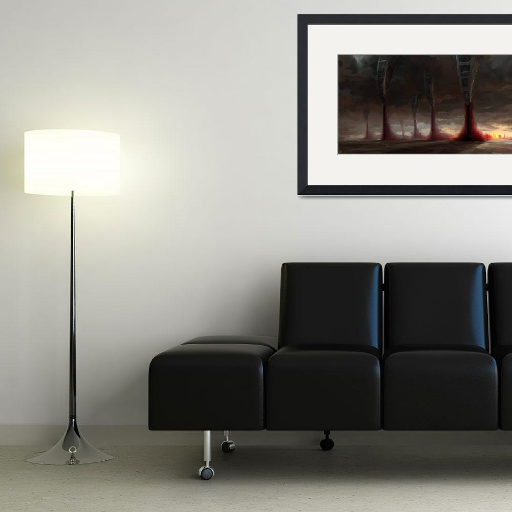 """""""The Dawn Of A New Decade on a New World&quot  (2009) by carlosnct"""
