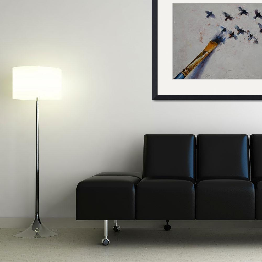 """""""Birds&quot  by creese"""